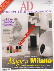 AD.N 371.APRILE 2012.ARCHITECTURAL DIGEST,