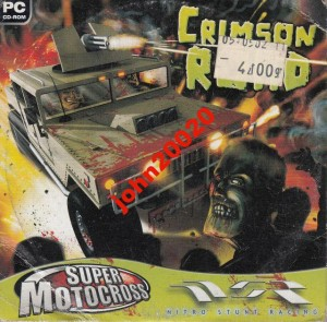CRIMSON ROAD.PC CD ROM