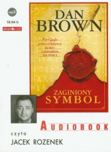 ZAGINIONY SYMBOL DAN BROWN CD