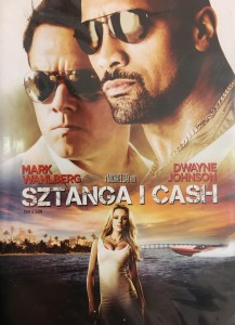 SZTANGA I CASH WAHLBERG JOHNSON DVD