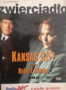 KANSAS CITY ROBERT ALTMAN STAPLETON  DVD