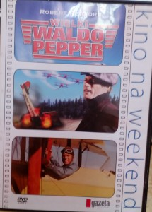 WIELKI WALDO PEPPER DVD REDFORD HILL
