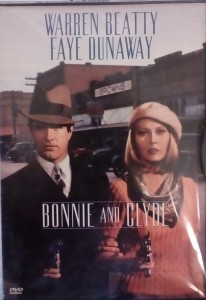 BONNIE AND CLYDE DVD BEATTY DUNAWAY