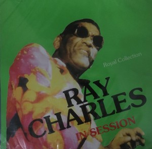 RAY CHARLES IN SESSION ROYAL COLLECTION  CD