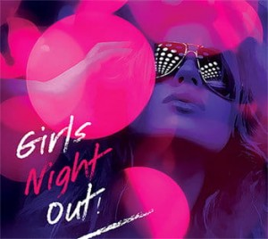 GIRLS NIGHT OUT RONETTES ORA CD