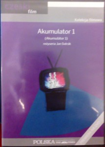 AKUMULATOR 1 DVD JAN SVERAK