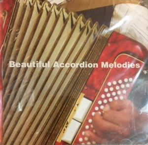 BEAUTIFUL ACCORDION MELODIES CD