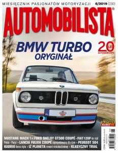 6/2019 AUTOMOBILISTA BMW TURBO MUSTANG FORD