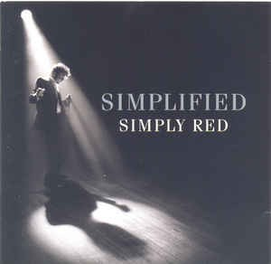 SIMPLIFIED SIMPLY RED  CD