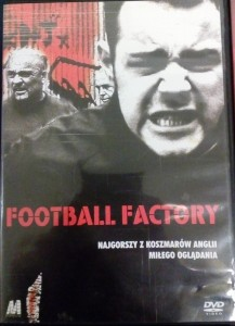 FOOTBALL FACTORY DVD