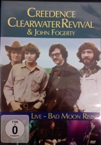 CREEDENCE CLEARWATER REVIVAL & JOHN FOGERTY DVD