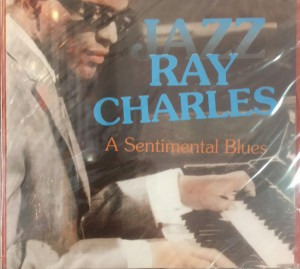 RAY CHARLES A SENTIMENTAL BLUES CD