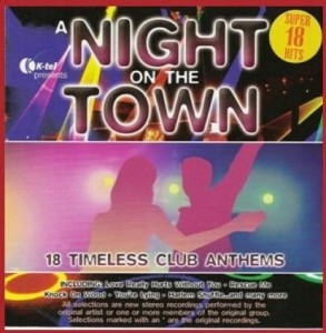 A NIGHT ON THE TOWN 18 TIMELESS CD