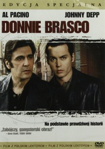 DONNIE BRASCO AL PACINO JOHNNY DEPP DVD