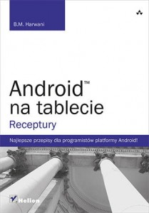 ANDROID NA TABLECIE RECEPTURY B.HARWANI 600 STR