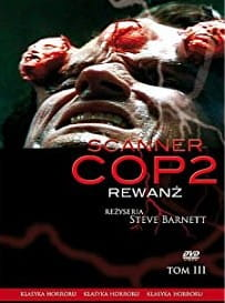 SCANNER COP 2 REWANŻ  TOM III BARNETT  DVD
