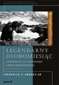 LEGENDARNY OSOBOMIESIĄC, FREDERICK P. BROOKS JR 336 STR