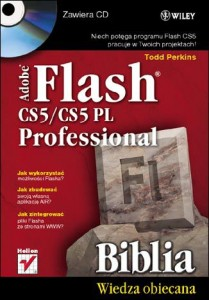 ADOBE FLASH CS5/CS5 PL PROFESSIONAL BIBLIA T.PERKINS 816 STR +CD