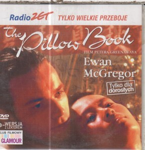 THE PILLOW BOOK.DVD.MCGREGOR