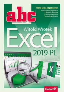 ABC EXCEL 2019 PL W WROTEK 352 STR