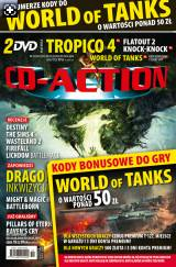 11/2014 CD ACTION  2 DVD WORLD OF TANKS  TROPICO 4