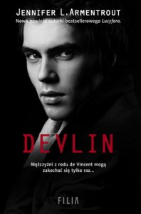 DEVLIN DE VINCENT TOM 3 JENNIFER L ARMENTROUT STR 488