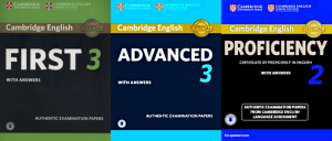 CAMBRIDGE ENGLISH FCE CAE CPE X 3 CD ANSWERS