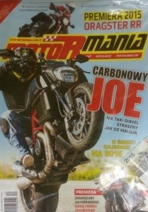 12/2014 MOTOR MANIA CARBONOWY JOE
