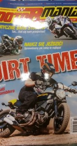 10/2015 MOTOR MANIA DIRT TIME BMW S1000RR