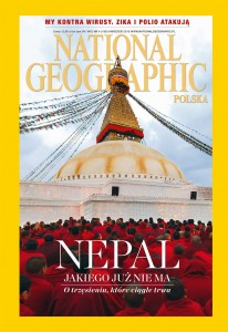 4/2016 NATIONAL GEOGRAPHIC POLSKA NEPAL