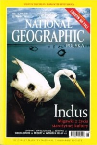 6/2000 NATIONAL GEOGRAPHIC POLSKA INDUS