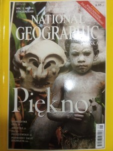 1/2000 NATIONAL GEOGRAPHIC PIĘKNO