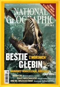 12/2005 NATIONAL GEOGRAPHIC  BESTIE GŁĘBIN
