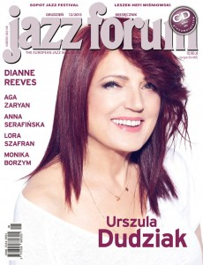 12/2013 JAZZ FORUM URSZULA DUDZIAK DIANNE REEVES