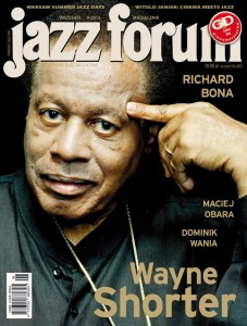 9/2013 JAZZ FORUM WAYNE SHORTER RICHARD BONA