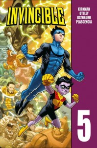 INVINCIBLE TOM 5 ROBERT KIRKMAN