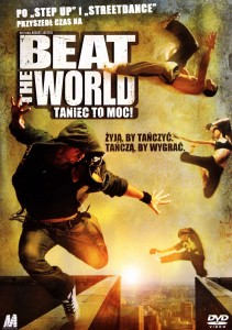 [DVD] BEAT THE WORLD. TANIEC TO MOC!