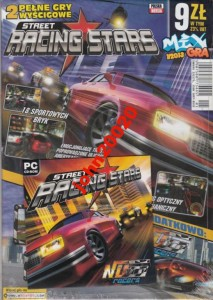 STREET RACING STARS.PC CD-ROM
