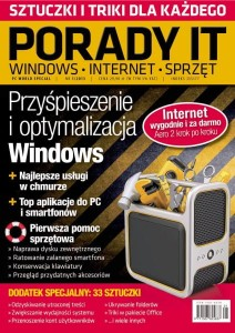 1/2013 PC WORLD SPEC PORADY IT WINDOWS INTERNET SPRZĘT
