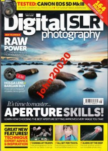 DIGITAL SLR PHOTOGRAPHY 8/2012.RAW POWER