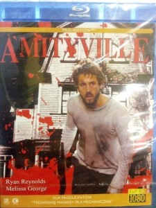 AMITYVILLE RYAN REYNOLDS MELISSA GEORGE BLUE RAY DISC