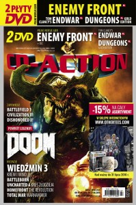 7/2016 CD ACTION ENEMY FRONT