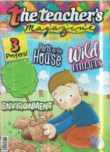 92/2017 THE TEACHER`S MAGAZINE WILD ANIMALS