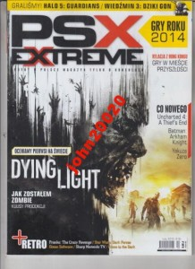 2/2015 PSX EXTREME.DYING LIGHT