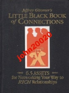 LITTLE BLACK BOOK OF CONNECTIONS.TWARDA.ANGL
