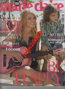 1/2014 MARIE CLAIRE.ANGELA LINDVALL