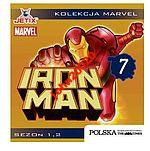 IRON MAN 7.MARVEL.SEZON 1.2 VCD