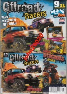 OFFROAD RACERS GRA PC CD-ROM