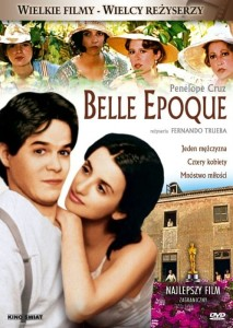 BELLE EPOQUE DVD PENELOPE CRUZ