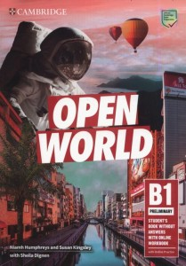 OPEN WORLD B1 PRELIMINARY STUDENT'S BOOK